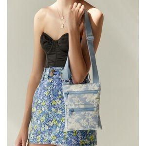 Laura Ashley & UO Canvas Crossbody bag